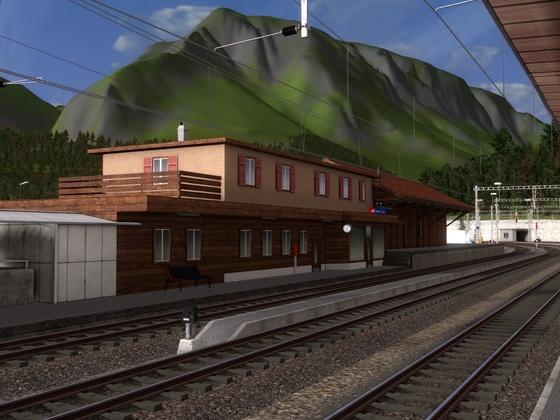 Bahnhof Reichenau  (4)