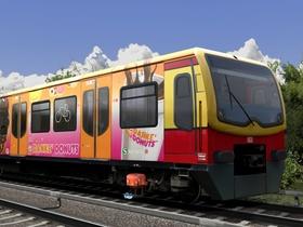 Werbung Donuts