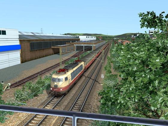 Neues Repaint Pack von Versystem zur vR BR103 EL und DTG BR103 Loco Steam