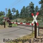 Alte Rinkentalbahn Bü bei St.Rudolf