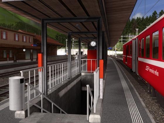 Bahnhof Reichenau  (5)