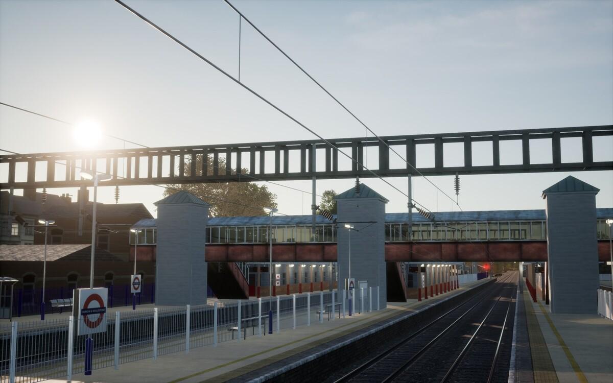 Bakerloo Strecke (9)