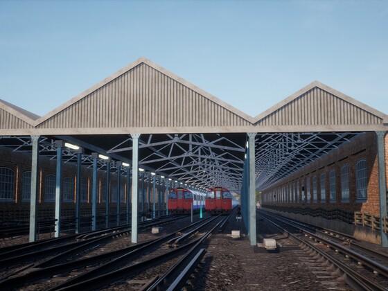 Bakerloo Strecke (2)