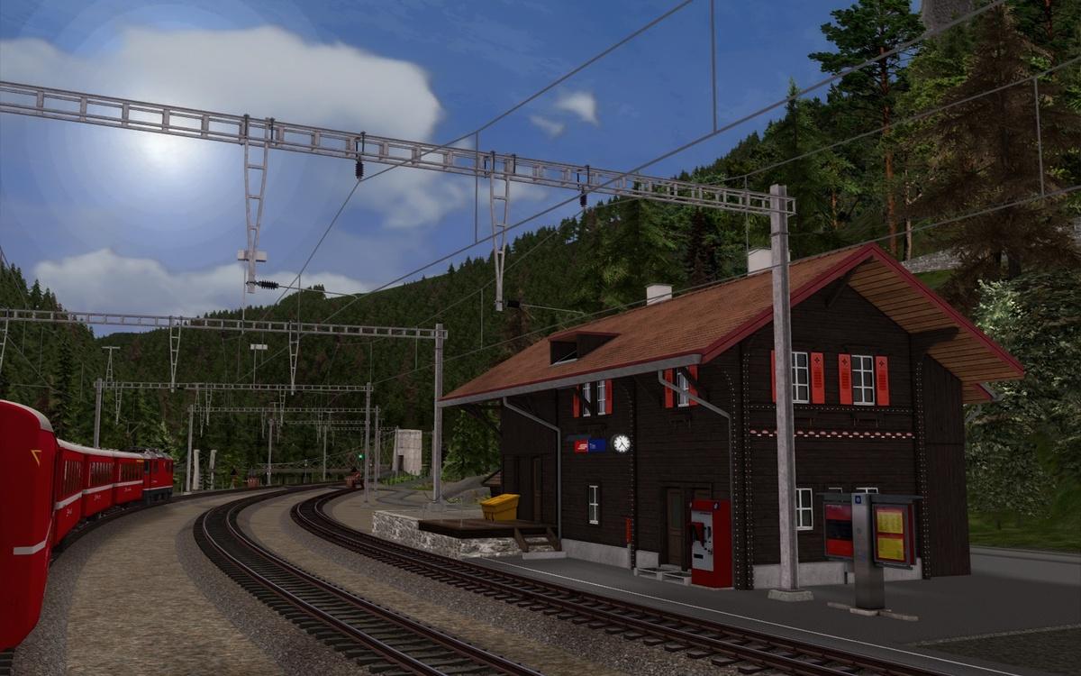 Bahnhof Trin (3)