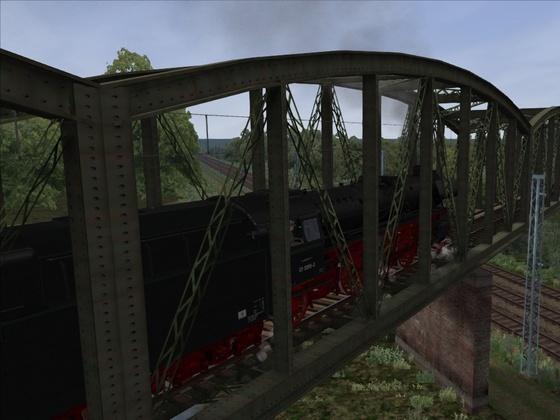03 0059 auf Brücke