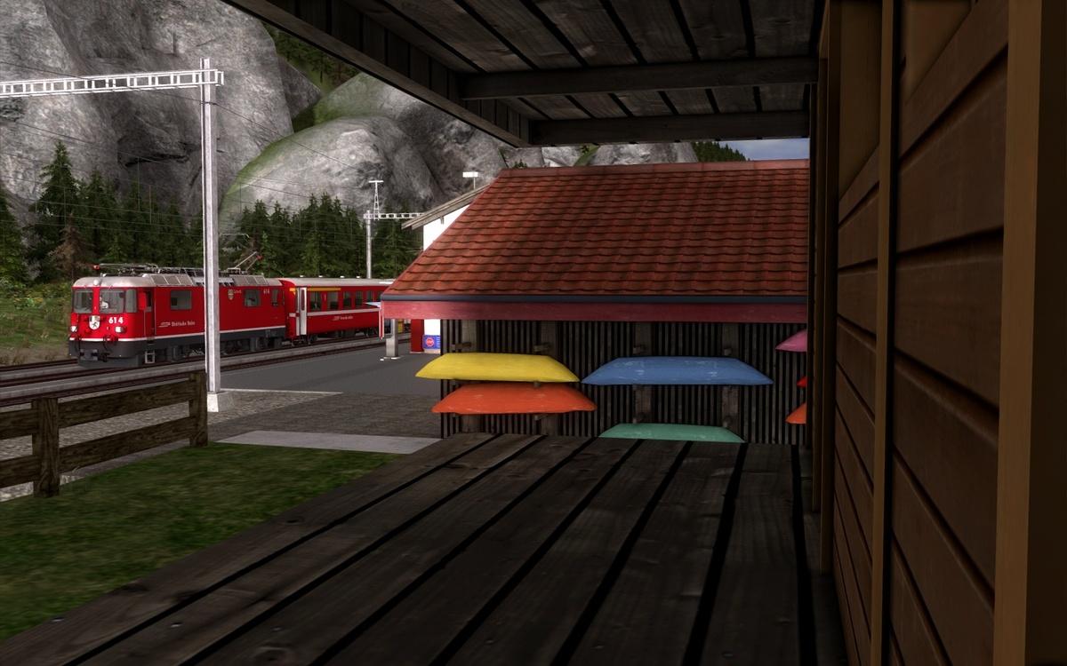 Bahnhof Versam – Safien  (1)
