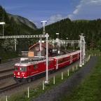 Bahnhof Trin (1)