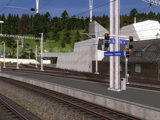 Bahnhof Reichenau  (2)