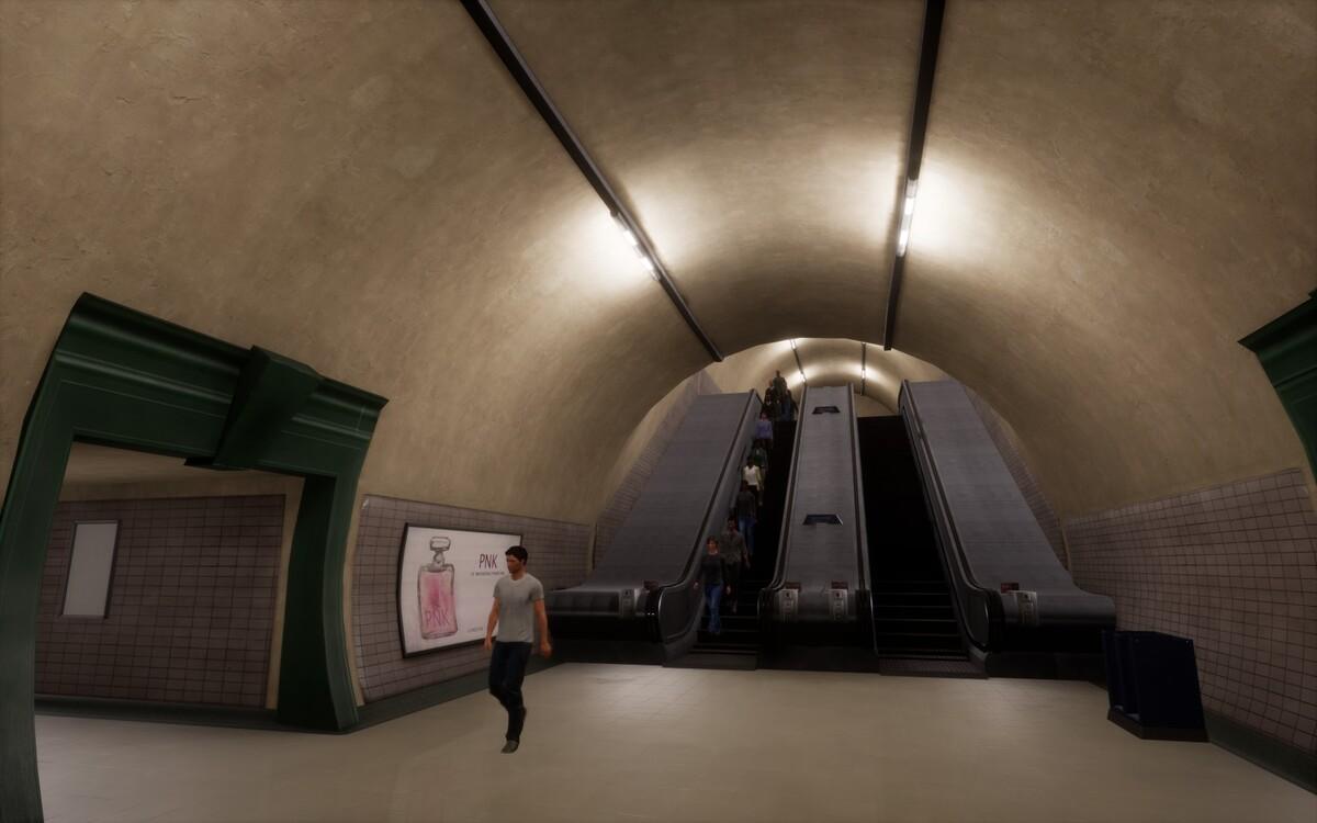 Bakerloo Strecke (17)