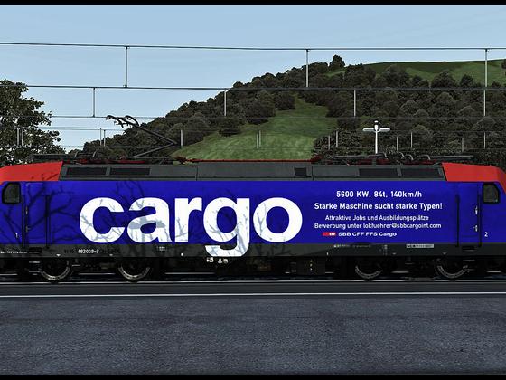 SBB Cargo RE482009-8