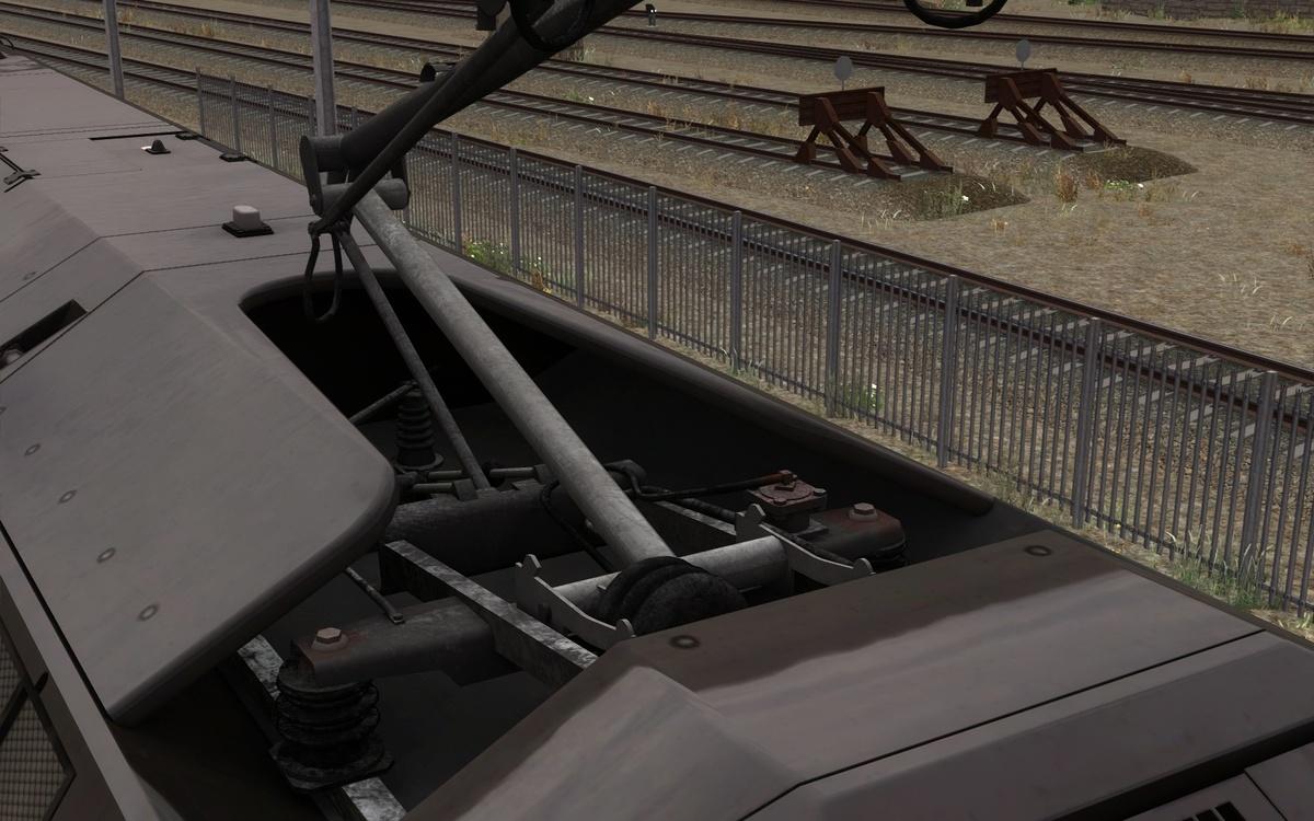 Re 460 Aussenmodell (3)