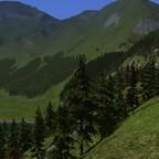Panorma auf der Berninabahn