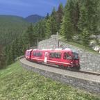 Ausfahrt Cadera 4 - Ausfahrt Val Varuna II