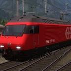 Re 460 Aussenmodell (11)