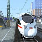 Bahnsteig - breiter Abstand zwischen Zug und Bahnsteigkante