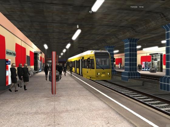 aus meiner U-Tram Strecke ( 2010 )