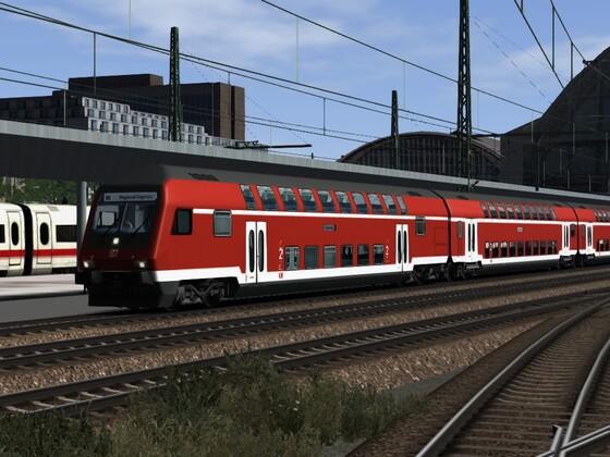 RE 25691 nach Bremerhaven-Lehe