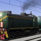 Mit der Russischen TEM2 über die Seebergbahn. Im übrigen: Tolle Lok und Waggons. Meiner Meinung nach unbedingt herunterladen! Freeware!
