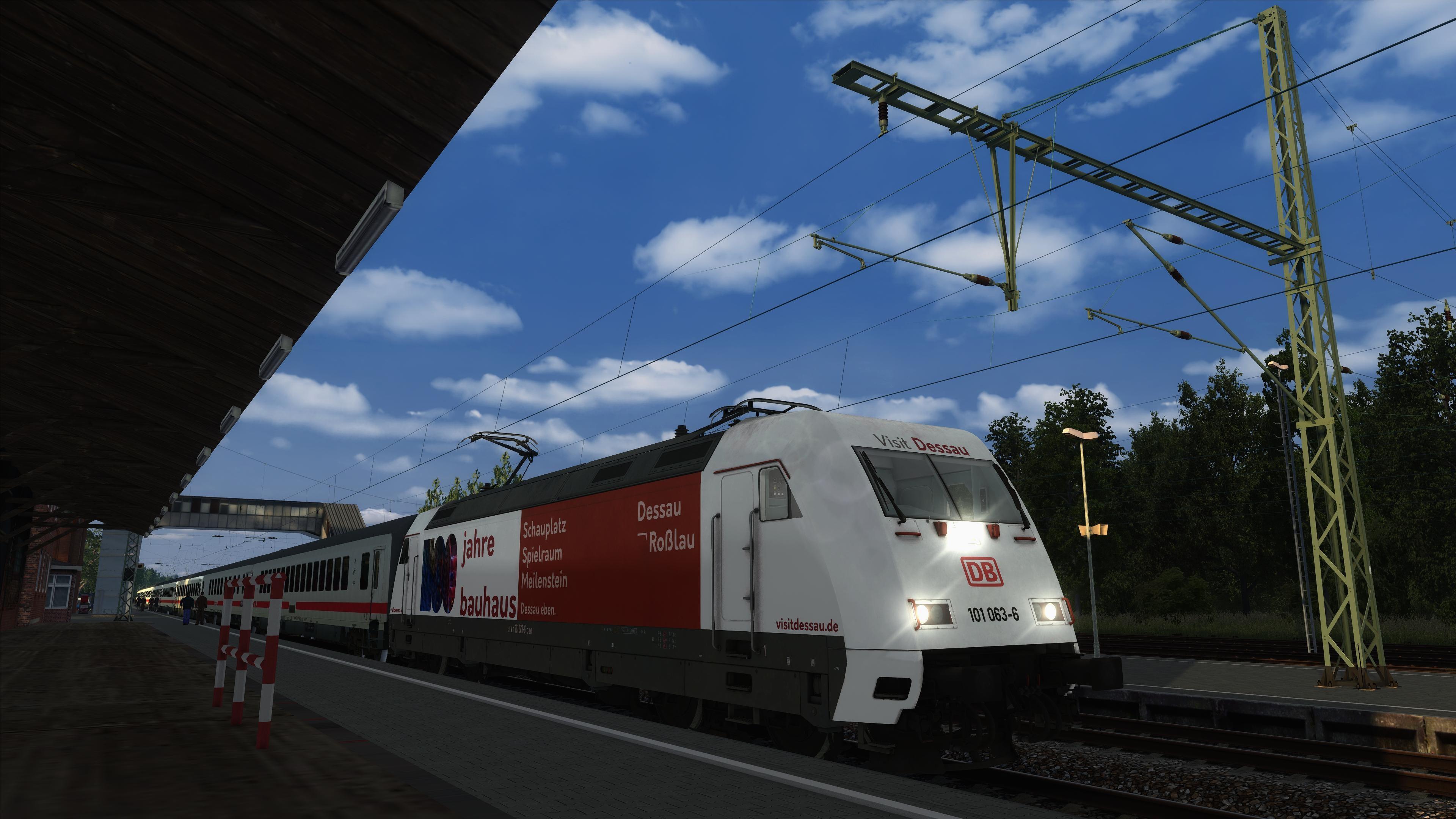 "vR DB BR101 063-6 ""Visit Dessau"" by RD & Friends"