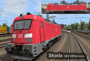 Skoda 380 DB Version