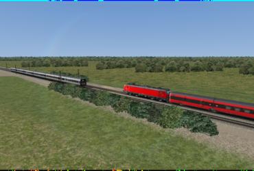 DSB Talgo repaint [TrainFaboTv]