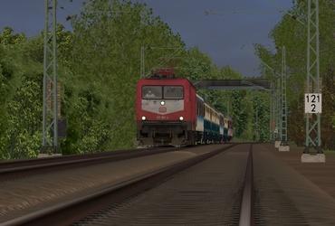[lac] 1990er - 11 - D2430 nach Luxembourg Teil 2a