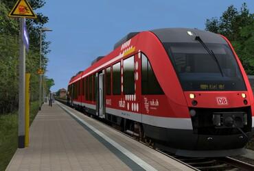 [TrainFW] RB84 (21672) nach Lübeck Hbf (2020)