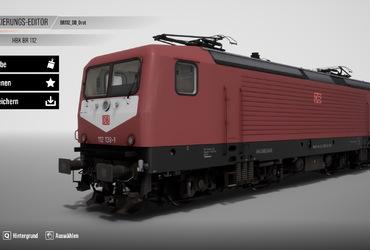 BR112 DB ORot