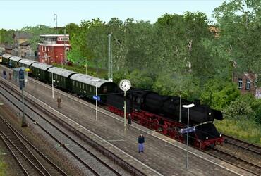 [50 3655] Mit dem Teuto-Express unterwegs nach Lüneburg