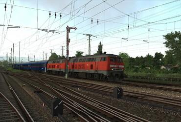 Replacement Sound Baureihe 218 von Virtual Railroads