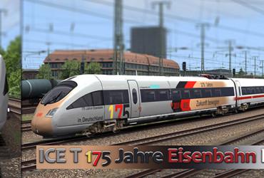 ICE T -175 Jahre Eisenbahn Edition