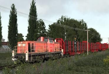 Replacement Sound MTU MB 12 Kuju Baureihe 294 (Nur Kuju)