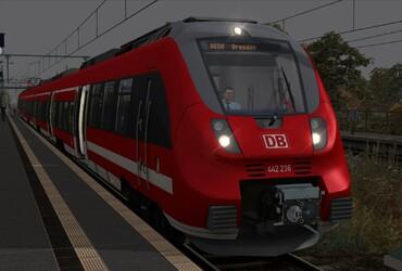 [442] Saxonia Express nach Dresden