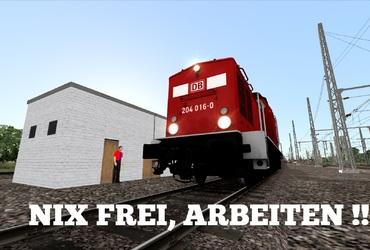 Nix Frei, Arbeiten !!
