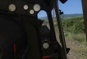 Cabview Update für die BR 86 von DTG