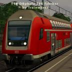TTB DBpbzfa 766 fahrbar by Trainworks