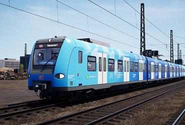 BR423 BahnlandBayern Design