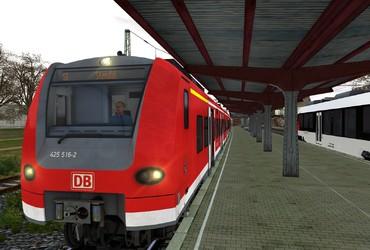 [TrainFW] S1 am Morgen nach Salzwedel