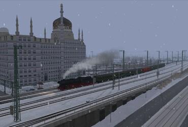 [50 3610] Winterdampf zum Fichtelberg