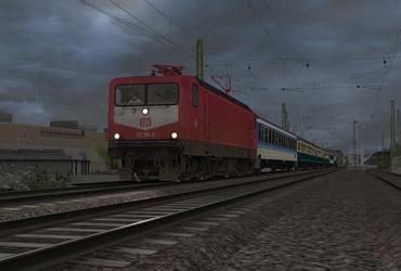 [lac] 1990er - 13 - D2430 nach Luxembourg Teil 3a