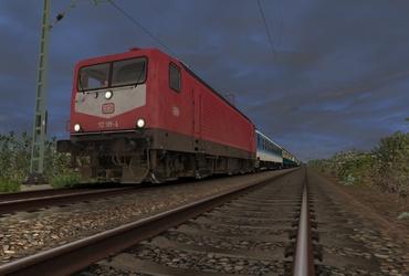 [lac] 1990er - 12 - D2430 nach Luxembourg Teil 2b
