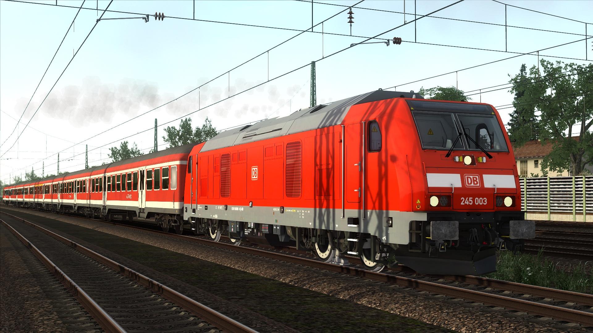 Replacement Sound RSSLO Baureihe 245 Version 2.0