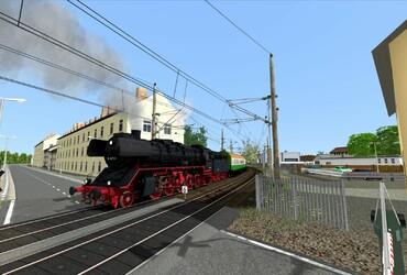 [50 3610] Dampfsonderzug nach Sassnitz