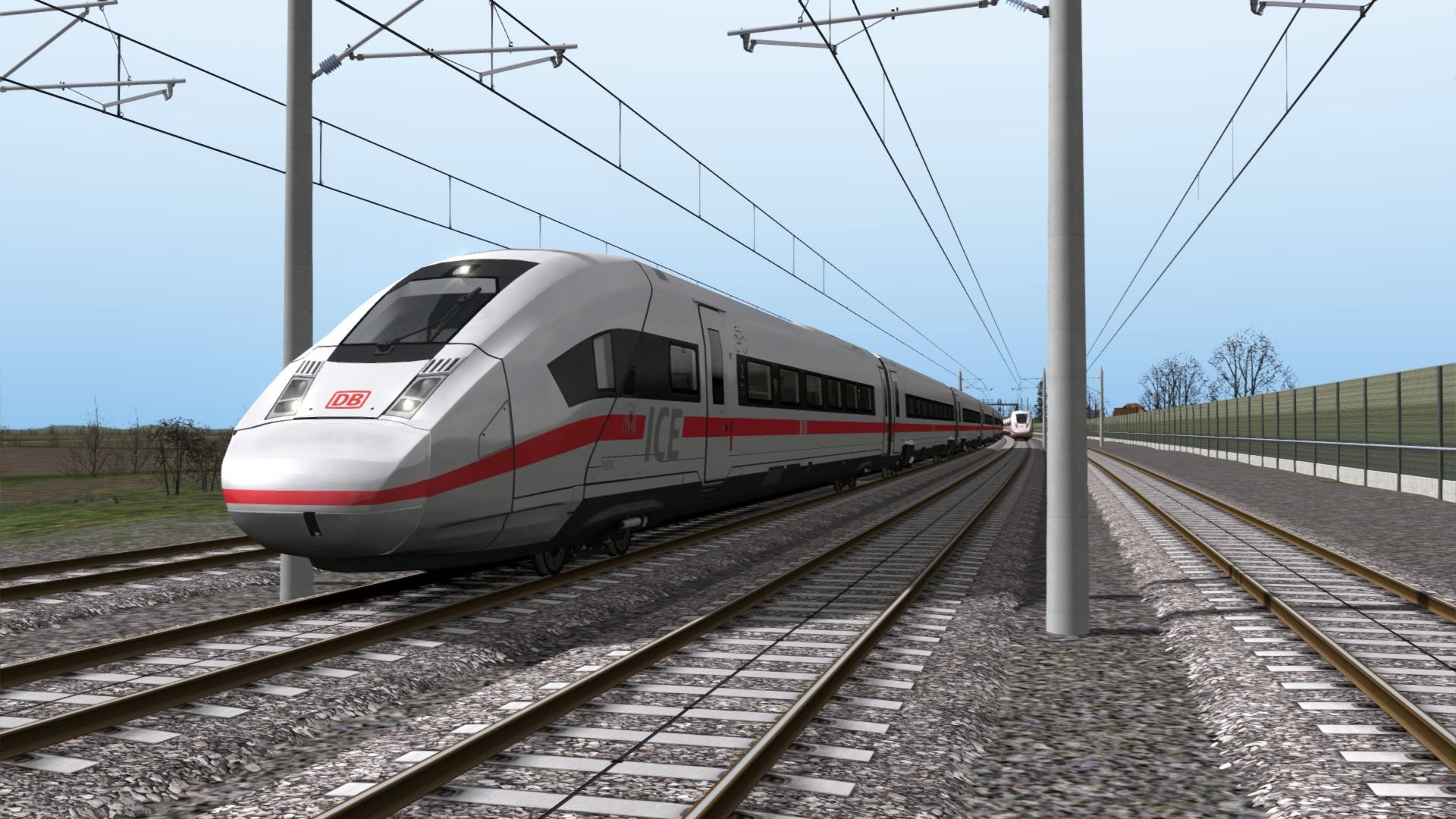 [L] ICE 4 [3D-Zug/RWA] von München HBF nach Augsburg HBF
