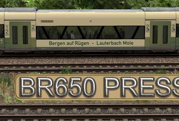 RS1 BR650 PRESS